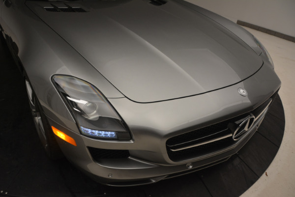 Used 2014 Mercedes-Benz SLS AMG GT for sale Sold at Rolls-Royce Motor Cars Greenwich in Greenwich CT 06830 19