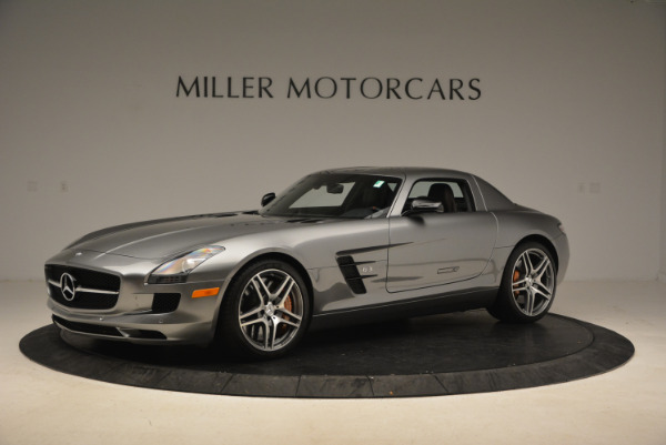 Used 2014 Mercedes-Benz SLS AMG GT for sale Sold at Rolls-Royce Motor Cars Greenwich in Greenwich CT 06830 2