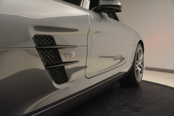 Used 2014 Mercedes-Benz SLS AMG GT for sale Sold at Rolls-Royce Motor Cars Greenwich in Greenwich CT 06830 23