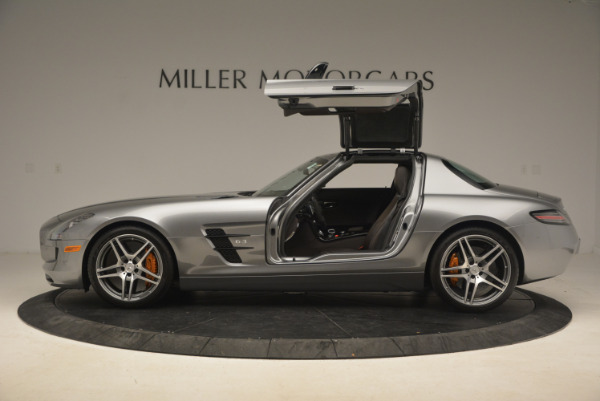 Used 2014 Mercedes-Benz SLS AMG GT for sale Sold at Rolls-Royce Motor Cars Greenwich in Greenwich CT 06830 4