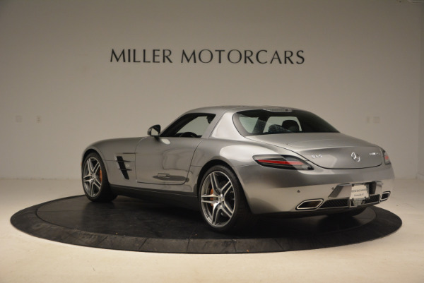 Used 2014 Mercedes-Benz SLS AMG GT for sale Sold at Rolls-Royce Motor Cars Greenwich in Greenwich CT 06830 6