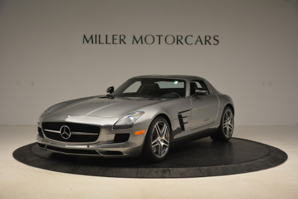 Used 2014 Mercedes-Benz SLS AMG GT for sale Sold at Rolls-Royce Motor Cars Greenwich in Greenwich CT 06830 1