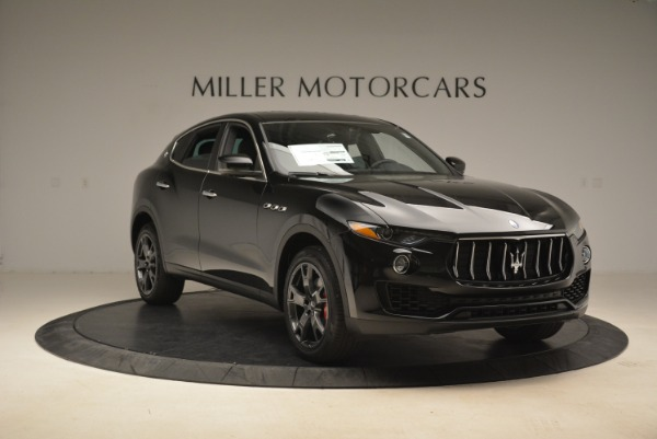 New 2018 Maserati Levante Q4 for sale Sold at Rolls-Royce Motor Cars Greenwich in Greenwich CT 06830 10