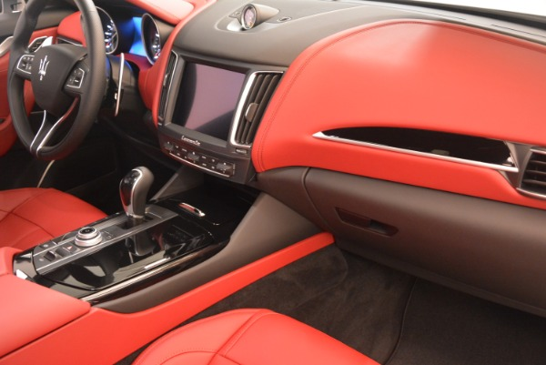 New 2018 Maserati Levante Q4 for sale Sold at Rolls-Royce Motor Cars Greenwich in Greenwich CT 06830 14