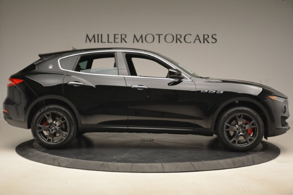 New 2018 Maserati Levante Q4 for sale Sold at Rolls-Royce Motor Cars Greenwich in Greenwich CT 06830 8