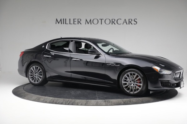 New 2018 Maserati Ghibli S Q4 for sale Sold at Rolls-Royce Motor Cars Greenwich in Greenwich CT 06830 10