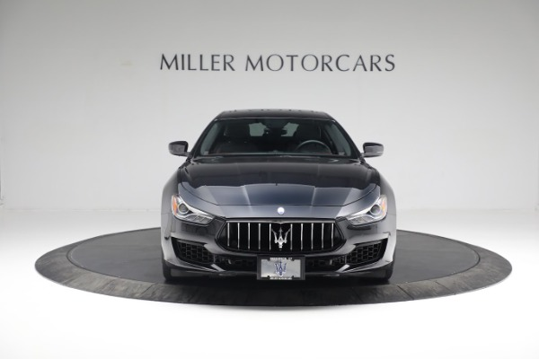 New 2018 Maserati Ghibli S Q4 for sale Sold at Rolls-Royce Motor Cars Greenwich in Greenwich CT 06830 12