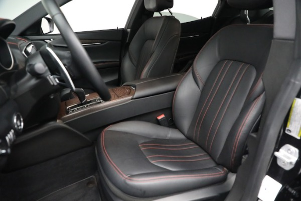 New 2018 Maserati Ghibli S Q4 for sale Sold at Rolls-Royce Motor Cars Greenwich in Greenwich CT 06830 14