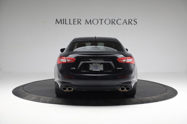 New 2018 Maserati Ghibli S Q4 for sale Sold at Rolls-Royce Motor Cars Greenwich in Greenwich CT 06830 6