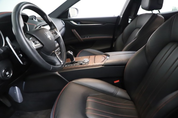 Used 2018 Maserati Ghibli S Q4 for sale Sold at Rolls-Royce Motor Cars Greenwich in Greenwich CT 06830 15