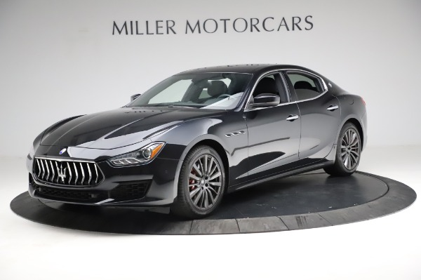 Used 2018 Maserati Ghibli S Q4 for sale Sold at Rolls-Royce Motor Cars Greenwich in Greenwich CT 06830 2