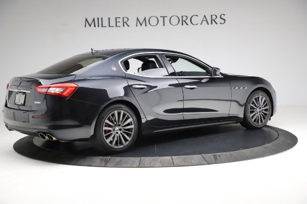 Used 2018 Maserati Ghibli S Q4 for sale Sold at Rolls-Royce Motor Cars Greenwich in Greenwich CT 06830 9