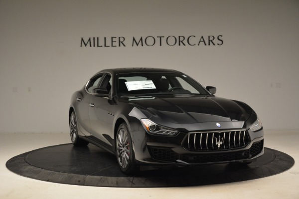 Used 2018 Maserati Ghibli S Q4 for sale $55,900 at Rolls-Royce Motor Cars Greenwich in Greenwich CT 06830 10