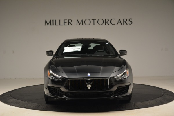 Used 2018 Maserati Ghibli S Q4 for sale $55,900 at Rolls-Royce Motor Cars Greenwich in Greenwich CT 06830 11