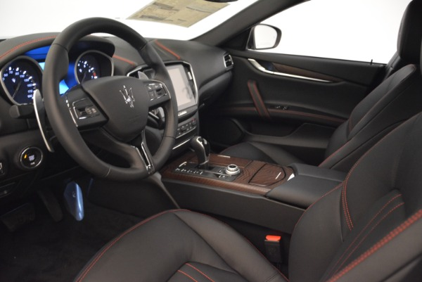 Used 2018 Maserati Ghibli S Q4 for sale $55,900 at Rolls-Royce Motor Cars Greenwich in Greenwich CT 06830 12