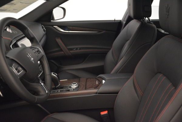 Used 2018 Maserati Ghibli S Q4 for sale $55,900 at Rolls-Royce Motor Cars Greenwich in Greenwich CT 06830 13