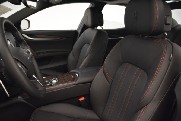 Used 2018 Maserati Ghibli S Q4 for sale $55,900 at Rolls-Royce Motor Cars Greenwich in Greenwich CT 06830 14