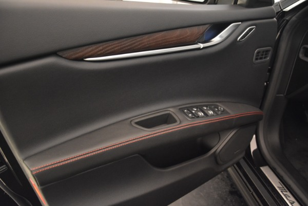 Used 2018 Maserati Ghibli S Q4 for sale $55,900 at Rolls-Royce Motor Cars Greenwich in Greenwich CT 06830 16