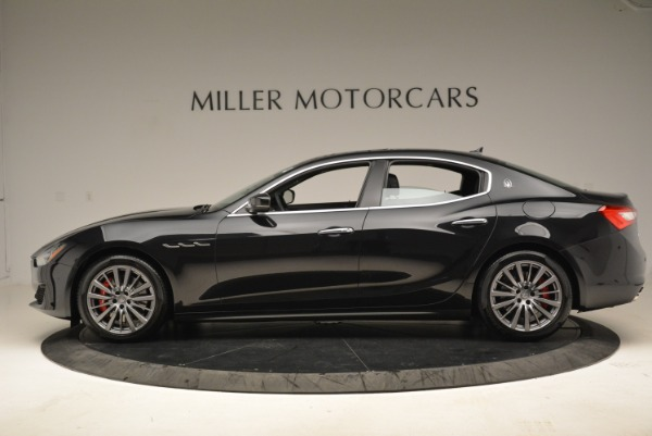Used 2018 Maserati Ghibli S Q4 for sale $55,900 at Rolls-Royce Motor Cars Greenwich in Greenwich CT 06830 2