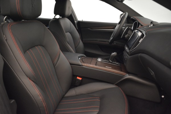 Used 2018 Maserati Ghibli S Q4 for sale $55,900 at Rolls-Royce Motor Cars Greenwich in Greenwich CT 06830 21