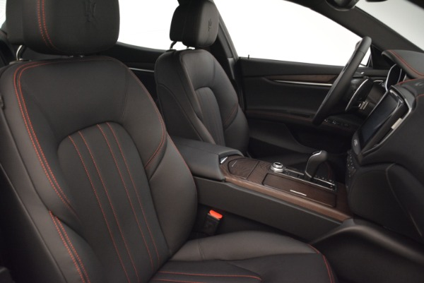New 2018 Maserati Ghibli S Q4 for sale Sold at Rolls-Royce Motor Cars Greenwich in Greenwich CT 06830 22