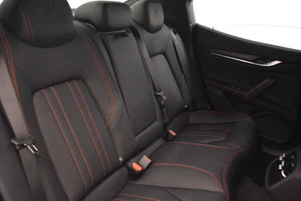 Used 2018 Maserati Ghibli S Q4 for sale $55,900 at Rolls-Royce Motor Cars Greenwich in Greenwich CT 06830 25