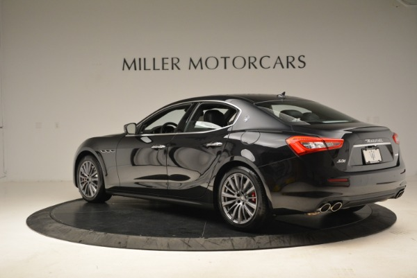 Used 2018 Maserati Ghibli S Q4 for sale $55,900 at Rolls-Royce Motor Cars Greenwich in Greenwich CT 06830 3