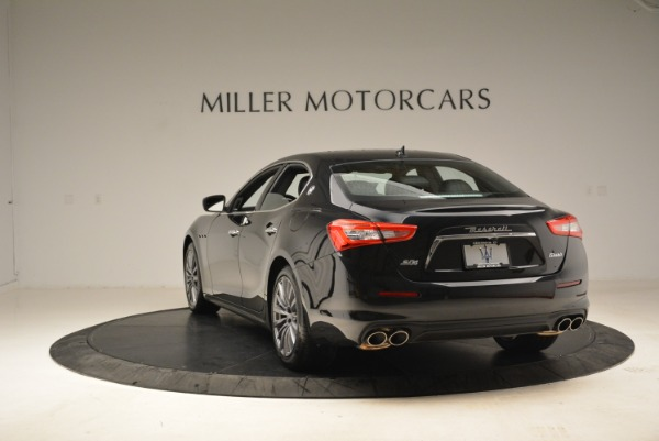 Used 2018 Maserati Ghibli S Q4 for sale $55,900 at Rolls-Royce Motor Cars Greenwich in Greenwich CT 06830 4