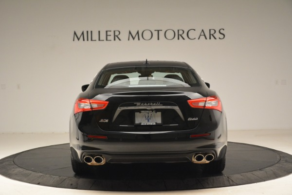 Used 2018 Maserati Ghibli S Q4 for sale $55,900 at Rolls-Royce Motor Cars Greenwich in Greenwich CT 06830 5