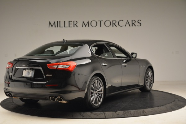 Used 2018 Maserati Ghibli S Q4 for sale $55,900 at Rolls-Royce Motor Cars Greenwich in Greenwich CT 06830 6