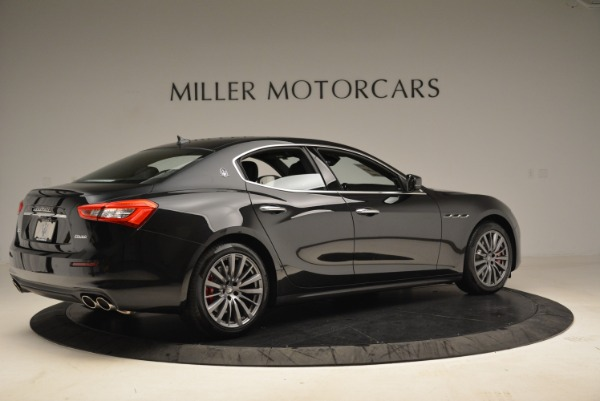 Used 2018 Maserati Ghibli S Q4 for sale $55,900 at Rolls-Royce Motor Cars Greenwich in Greenwich CT 06830 7