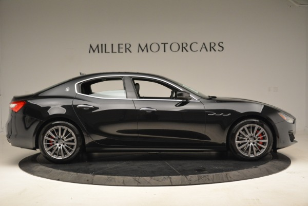 Used 2018 Maserati Ghibli S Q4 for sale $55,900 at Rolls-Royce Motor Cars Greenwich in Greenwich CT 06830 8