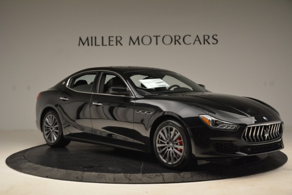 Used 2018 Maserati Ghibli S Q4 for sale $55,900 at Rolls-Royce Motor Cars Greenwich in Greenwich CT 06830 9