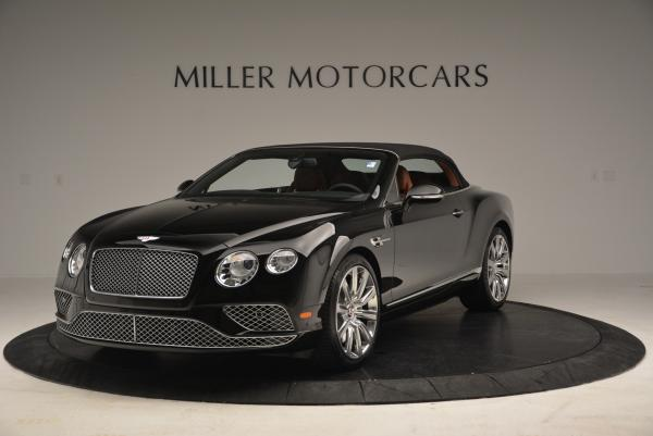 Used 2016 Bentley Continental GT V8 Convertible for sale Sold at Rolls-Royce Motor Cars Greenwich in Greenwich CT 06830 14