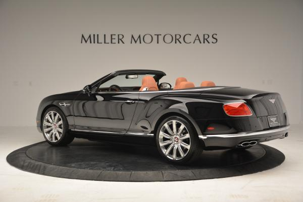 Used 2016 Bentley Continental GT V8 Convertible for sale Sold at Rolls-Royce Motor Cars Greenwich in Greenwich CT 06830 4