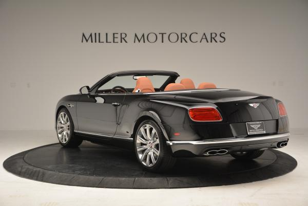 Used 2016 Bentley Continental GT V8 Convertible for sale Sold at Rolls-Royce Motor Cars Greenwich in Greenwich CT 06830 5