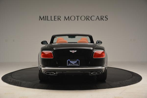 Used 2016 Bentley Continental GT V8 Convertible for sale Sold at Rolls-Royce Motor Cars Greenwich in Greenwich CT 06830 6