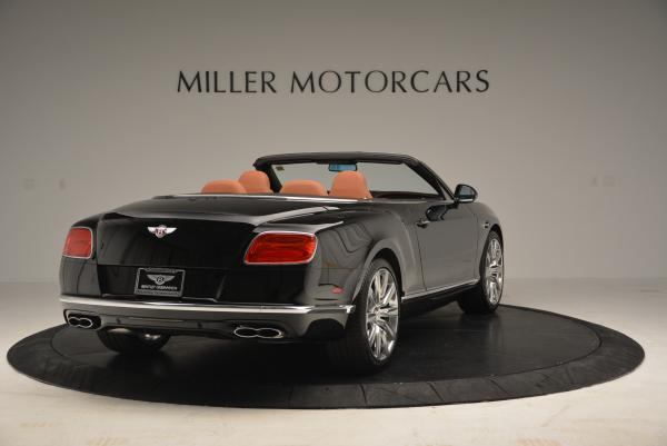Used 2016 Bentley Continental GT V8 Convertible for sale Sold at Rolls-Royce Motor Cars Greenwich in Greenwich CT 06830 7