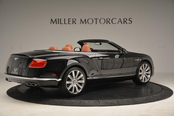 Used 2016 Bentley Continental GT V8 Convertible for sale Sold at Rolls-Royce Motor Cars Greenwich in Greenwich CT 06830 8