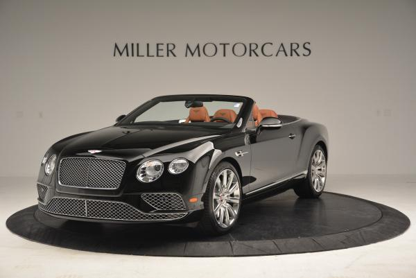 Used 2016 Bentley Continental GT V8 Convertible for sale Sold at Rolls-Royce Motor Cars Greenwich in Greenwich CT 06830 1