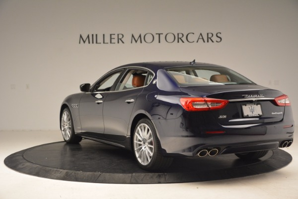 New 2018 Maserati Quattroporte S Q4 GranLusso for sale Sold at Rolls-Royce Motor Cars Greenwich in Greenwich CT 06830 5