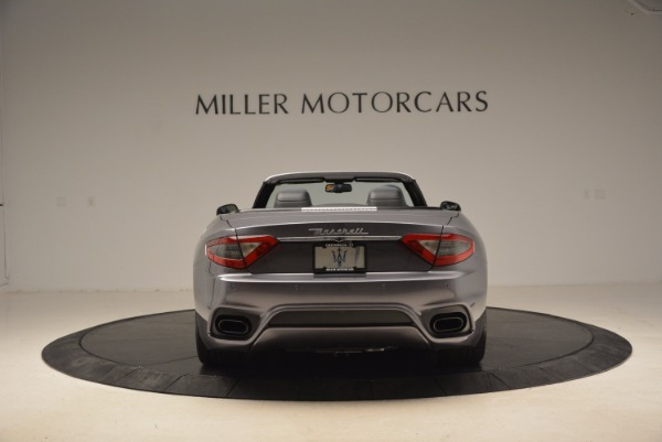 Used 2018 Maserati GranTurismo Sport Convertible for sale Sold at Rolls-Royce Motor Cars Greenwich in Greenwich CT 06830 11