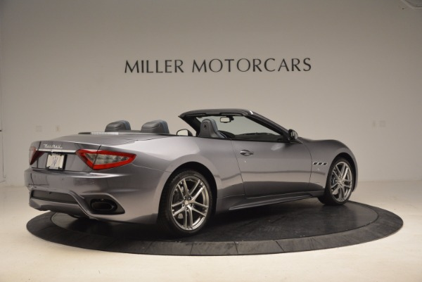 Used 2018 Maserati GranTurismo Sport Convertible for sale Sold at Rolls-Royce Motor Cars Greenwich in Greenwich CT 06830 15