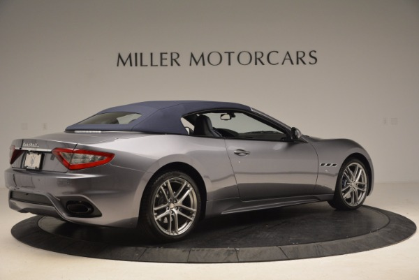 Used 2018 Maserati GranTurismo Sport Convertible for sale Sold at Rolls-Royce Motor Cars Greenwich in Greenwich CT 06830 16