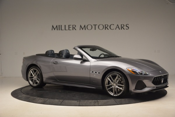 Used 2018 Maserati GranTurismo Sport Convertible for sale Sold at Rolls-Royce Motor Cars Greenwich in Greenwich CT 06830 19