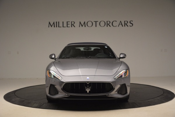 Used 2018 Maserati GranTurismo Sport Convertible for sale Sold at Rolls-Royce Motor Cars Greenwich in Greenwich CT 06830 24