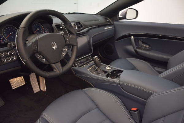 Used 2018 Maserati GranTurismo Sport Convertible for sale Sold at Rolls-Royce Motor Cars Greenwich in Greenwich CT 06830 25