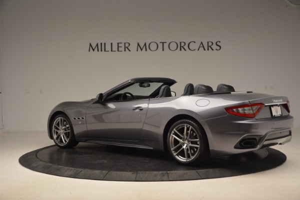 Used 2018 Maserati GranTurismo Sport Convertible for sale Sold at Rolls-Royce Motor Cars Greenwich in Greenwich CT 06830 7