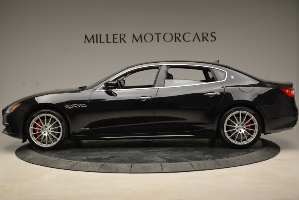 New 2018 Maserati Quattroporte S Q4 GranLusso for sale Sold at Rolls-Royce Motor Cars Greenwich in Greenwich CT 06830 3