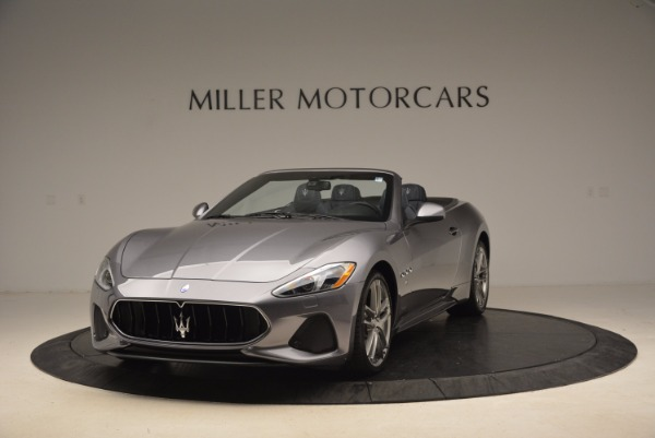 New 2018 Maserati GranTurismo Sport for sale Sold at Rolls-Royce Motor Cars Greenwich in Greenwich CT 06830 13
